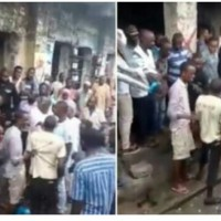 Hausa man returns stolen penis in Port-Harcout.