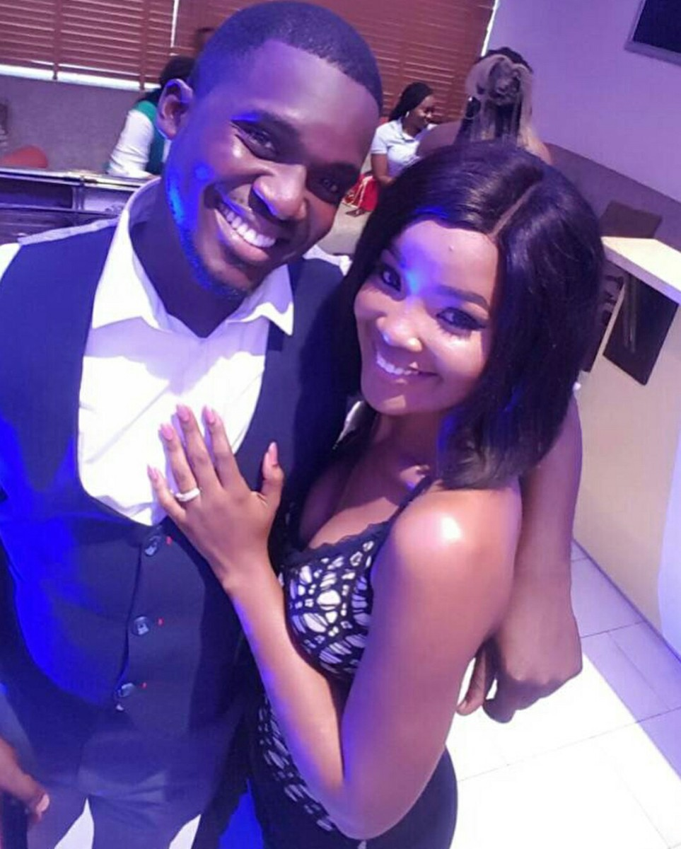 Awwwwww! Wendy Lawal of Tinsel shares her story on how she got a surprised wedding proposal. (Video, Photos).